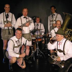 Swinging Bavaria Tyrolerband aus Alingsås