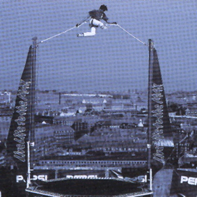 HIGH JUMPING