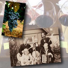 EGENTRAMPAT VIN & ITALIENSKA SCHLAGERS