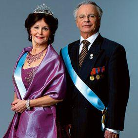 Kungen & Silvia
