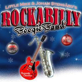 Little Mike & Johan Stengårds Rockabilly Boogie Band