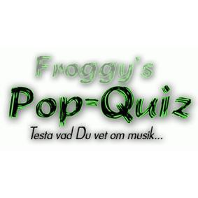 FROGGYS POP-QUIZ