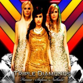 THE TRIPLE DIAMONDS