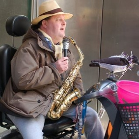 Simon Murley One Man Band