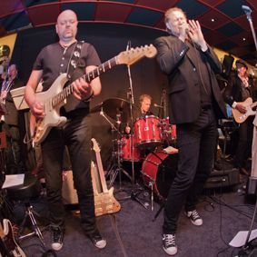 Kjell Gustavsson and the Rhythm and Blues Orchestra