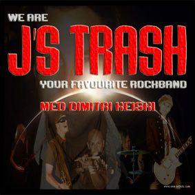 J's Trash med Dimitri Keiski