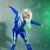Superhjälten Galaxas Bubbelshow