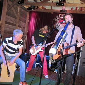 Lars Wallin & The TribeLars
