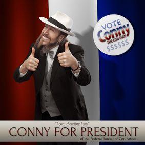 Conny The Con Man