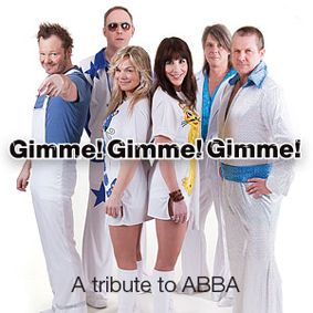 Gimme! Gimme! Gimme! A tribute to ABBA