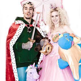 Prinsessan Sandra & Prinskörven