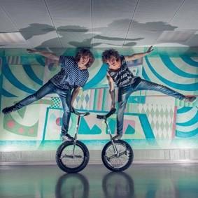 Unitwins Enhjulingsshow