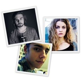 Jesper, Noomi & Adam