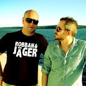 Robban och Jäger