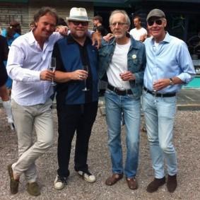 Jimmy Uller Rockbluesband med Lennart Ekdahl