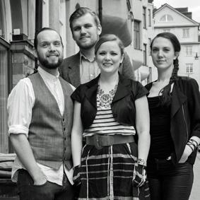 Moa Rönnåsen och Bandet