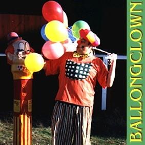 Ballongclownen Sir Windy