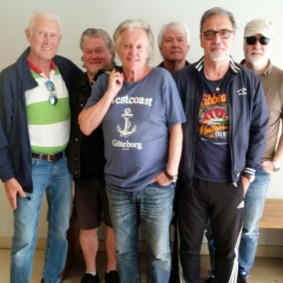 Rockprinsen & The Legends