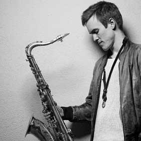 Saxofon + DJ