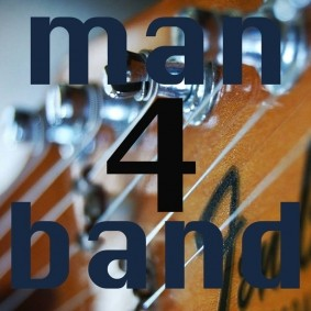 Four man band