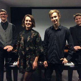 Hannes Junestav Quartet