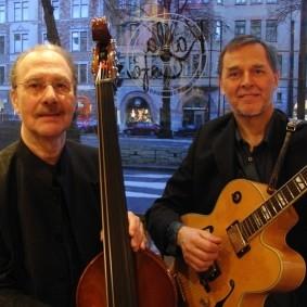 Ted Bjurwill Stellan Ljung-duo