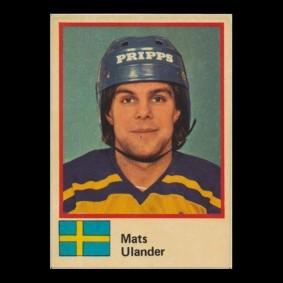 Mats Ulander