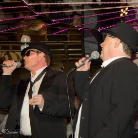 Blues Brothers Back in town