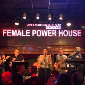 Female Power House