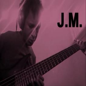 Jorge Martínez bass