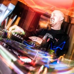 DJ Christian Stjernström