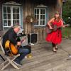 Lone Star Blues/Irene Jane Baker & Red Mike