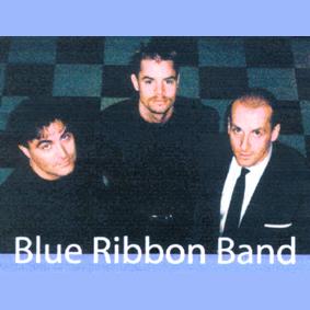 BLUE RIBBON BAND