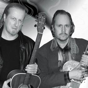 INCREDIBLE GRETSCH BROTHERS