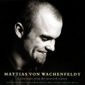 MATTIAS VON WACHENFELDT