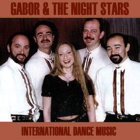 GABOR & THE NIGHT STARS
