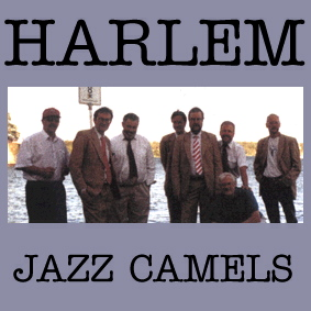 HARLEM JAZZ CAMELS