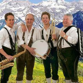 Das Alpen Echo Kvartett