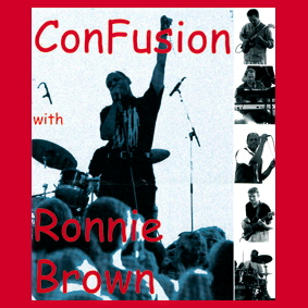 CONFUSION WITH RONNIE BROWN