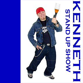 KENNETH STAND UP SHOW
