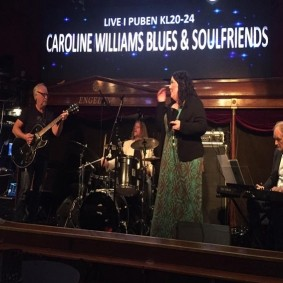 Caroline Williams Blues & Soulfriends