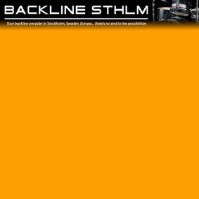 Backline Sthlm