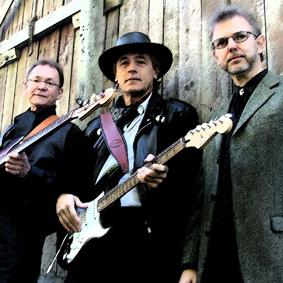 The Mike Turner Band (Stevie Ray Waughan)