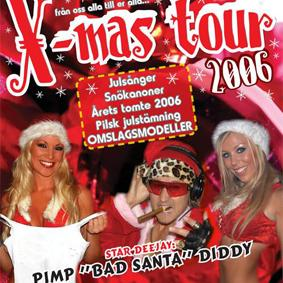 X-MAS TOUR 2006