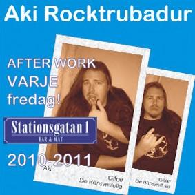 Aki Rocktrubadur