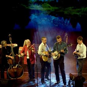 COLD MOUNTAIN BAND